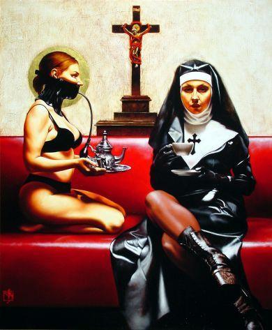 BDSM-NunwithSlave